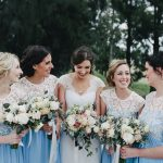 Love in Bloom Country Wedding at Thorner Estate by Vanilla Photography