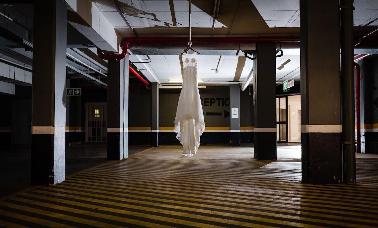City Wedding Elie Saab Gown | Image: Wynand van der Merwe