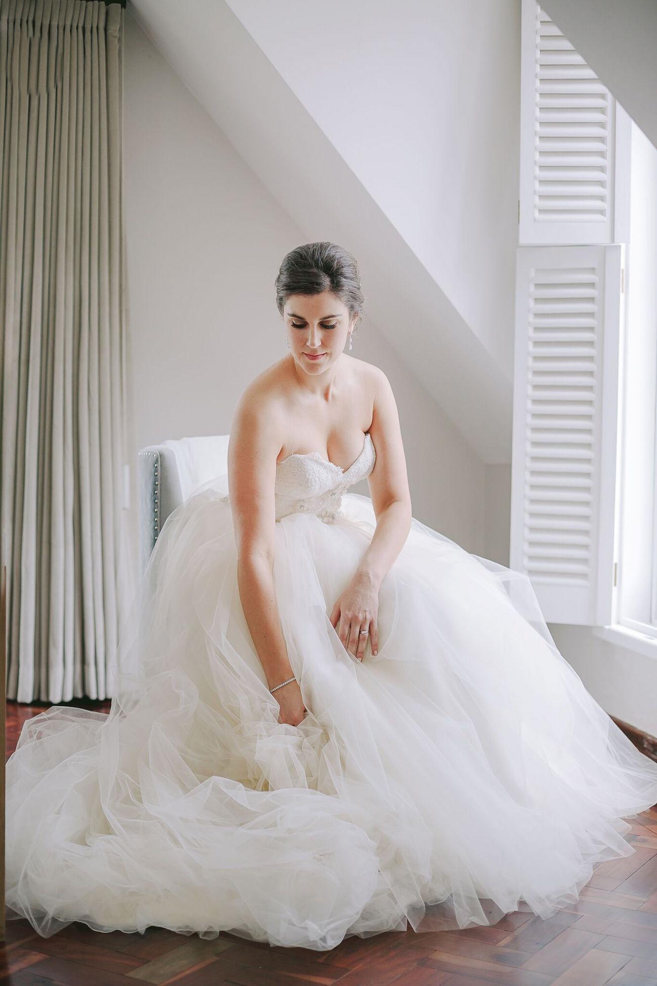 Maggie Sottero Wedding Dress | Credit: Jani B & Bright and Beautiful