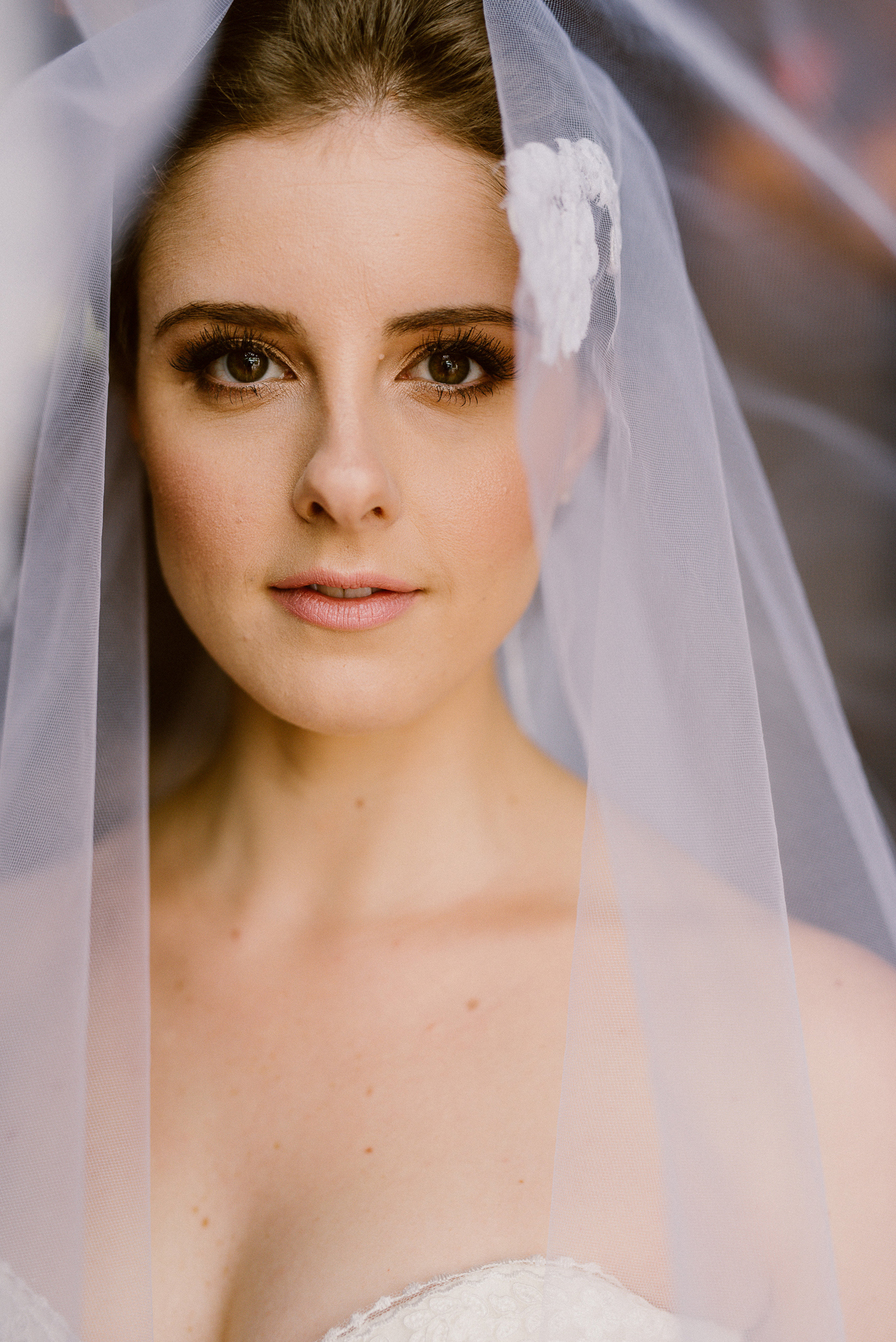 Heirloom Wedding Veil | Image: Lad & Lass Photography