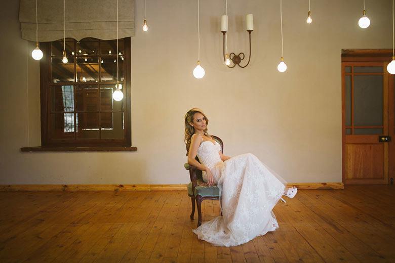 Wedding Dress   Image: Moira West