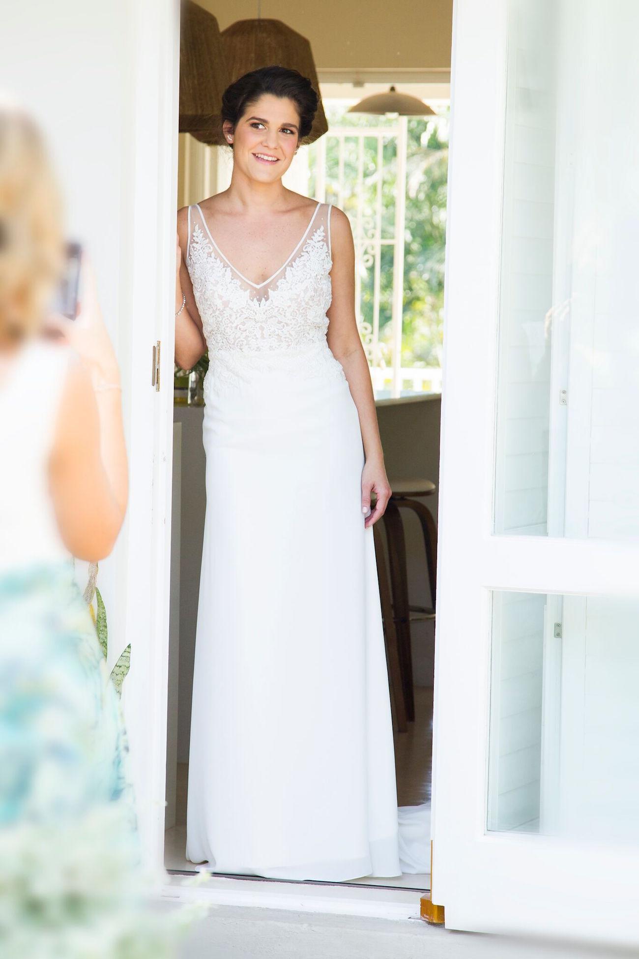 Julia Ferrandi Wedding Dress | Credit: Oh Happy Day & Dane Peterson