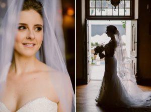 Chic Vineyard Wedding   Image: Lad & Lass Photography