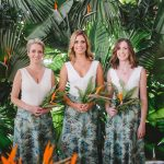 North Coast Tropical Chic Wedding at Burndale by Oh Happy Day