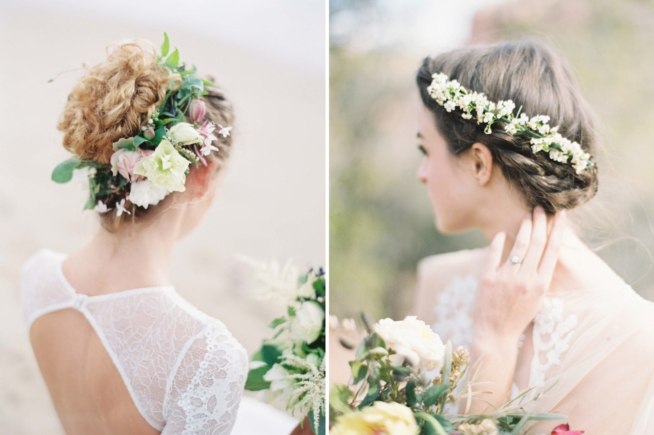 Bridal Hairstyles With Flowers | Trend Hairstyle and Haircut Ideas