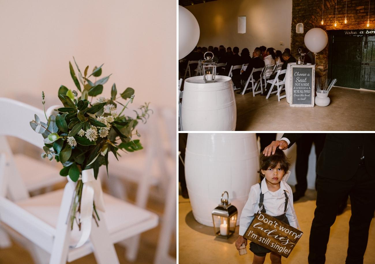 Chic Vineyard Wedding | Image: Lad & Lass Photography