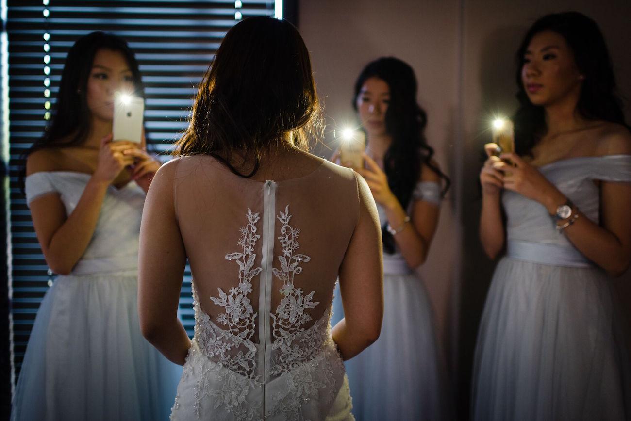 Elie Saab Wedding Dress | Image: Wynand van der Merwe