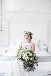 Greenery Wedding Bouquet | Image: JCclick