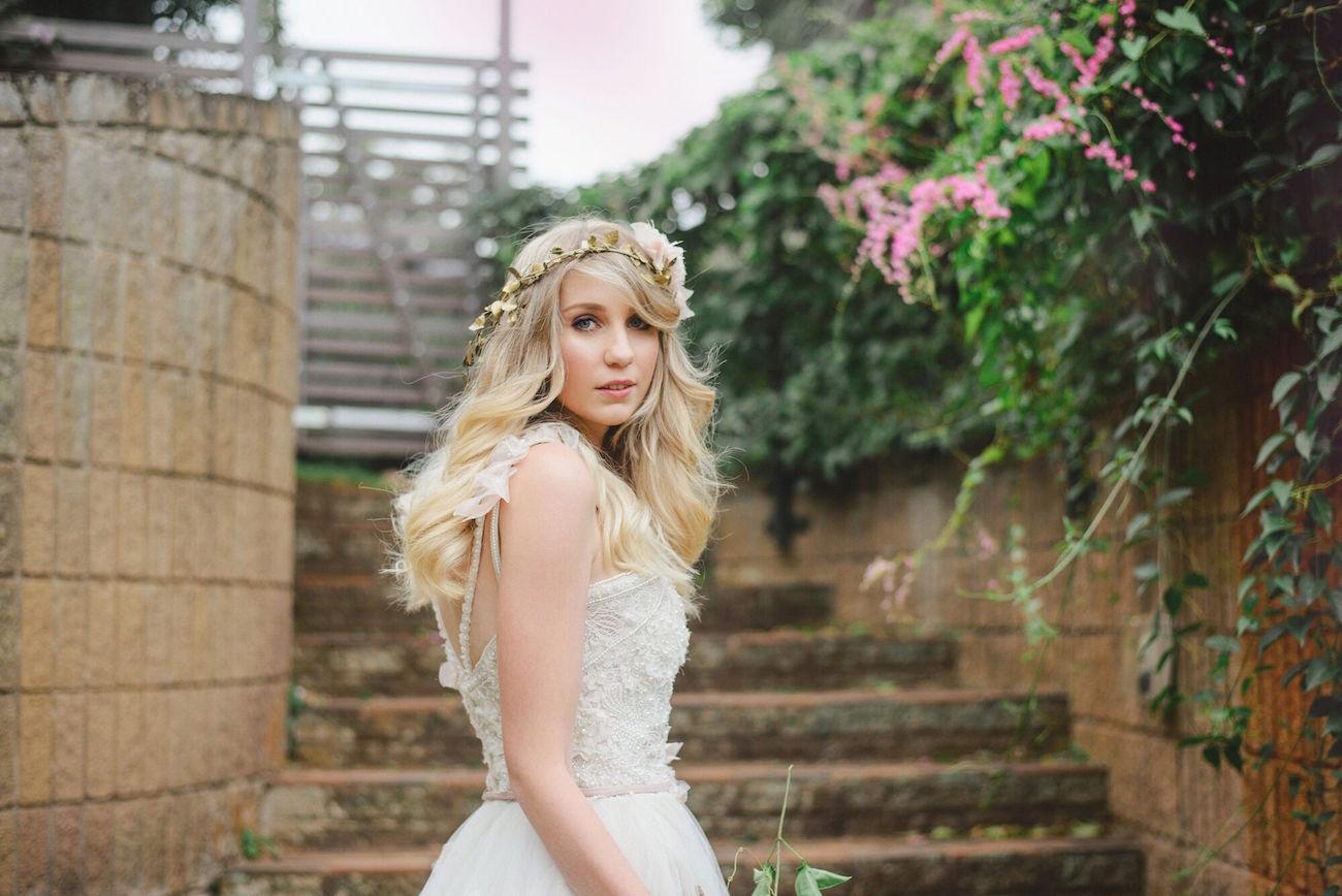 Secret Garden Bride | Credit: Oh Happy Day & Roxanne Davison