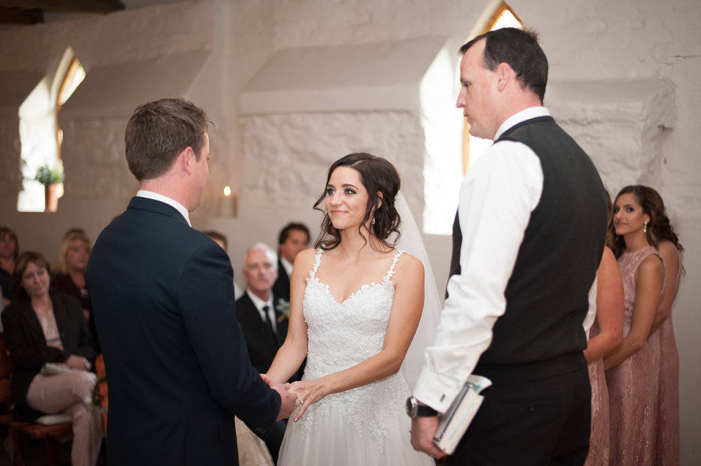 Wedding Ceremony | Image: Tanya Jacobs