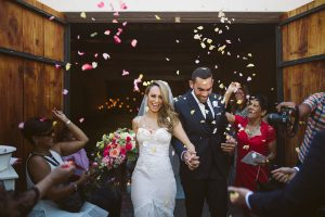 Ceremony Exit | Image: Moira West