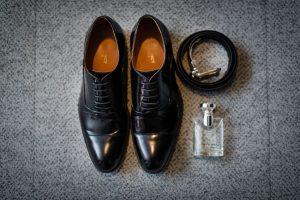 Groom's Shoes | Image: Wynand van der Merwe