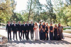 Wedding Party | Image: Moira West