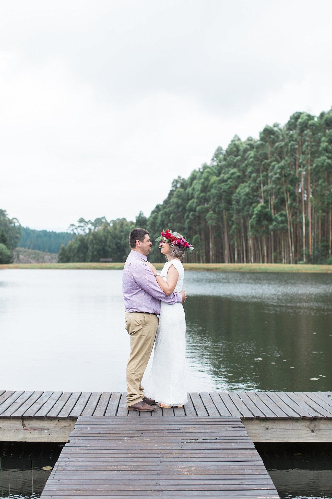 Wedding at Mina's Cafe Limpopo | Image: Alicia Landman
