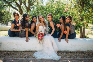 Bridesmaids | Image: Moira West
