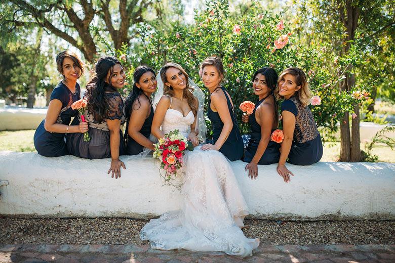 Bridesmaids   Image: Moira West