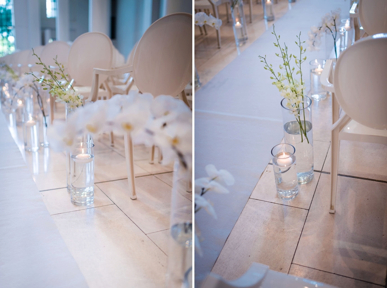 Elegant Modern Asian Wedding Ceremony at The Forum | The Campus | Image: Wynand van der Merwe