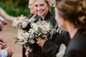 Chic Vineyard Wedding | Image: Lad & Lass Photography