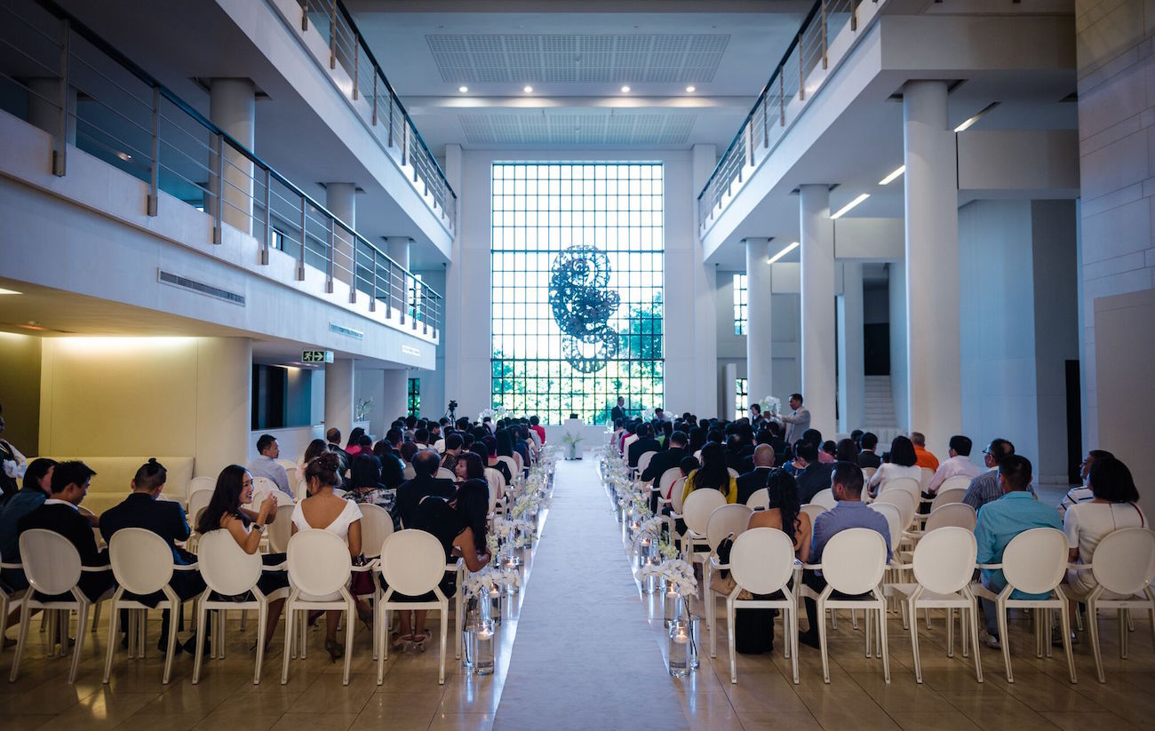 The Forum | The Campus Wedding Ceremony | Image: Wynand van der Merwe