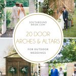 20 Ceremony Door Arches & Altars