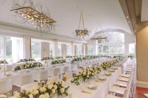 Embassy Hill Wedding Reception | Credit: Jani B & Bright and Beautiful