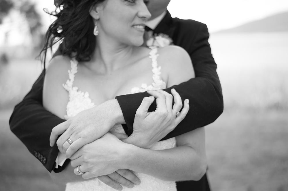 Bride and Groom | Image: Tanya Jacobs