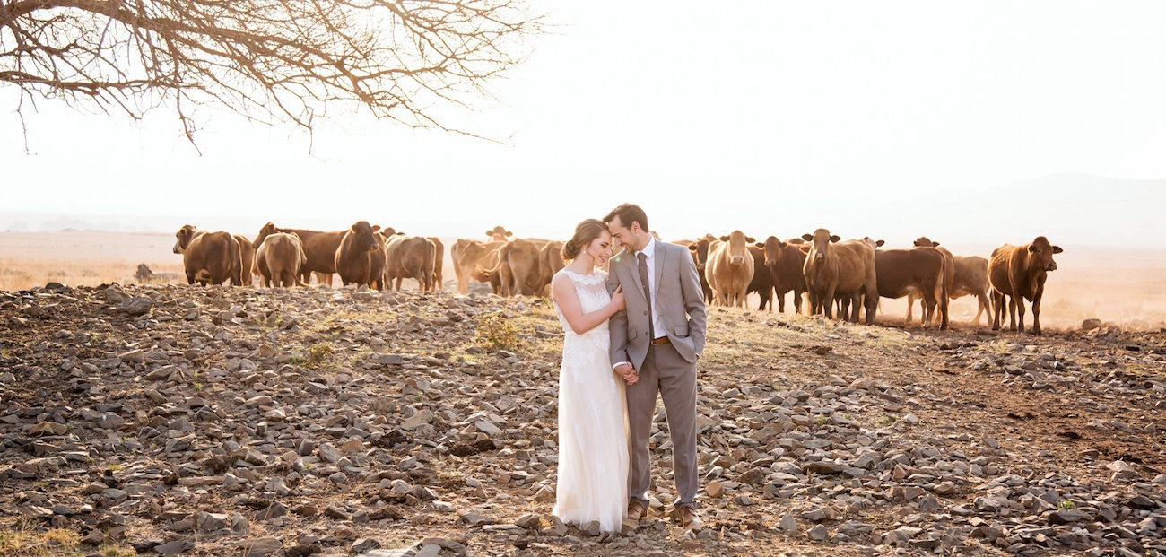 South African Wedding | Image: JCclick