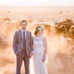 Copper, Pastel & Greenery Wedding at Poortjie Saal by JCclick
