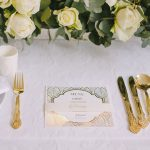 Vintage Glamour Winter Wedding at Embassy Hill by Jani B