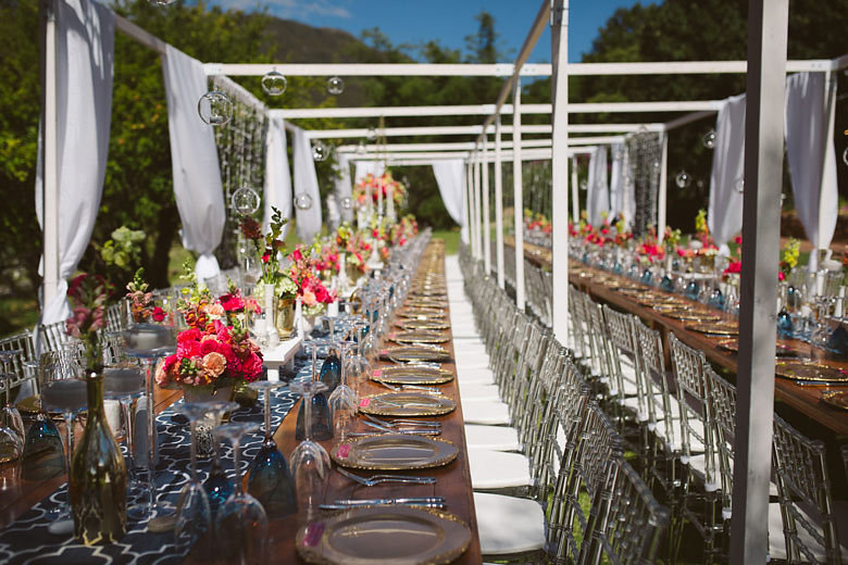 Langkloof Roses Wedding | Image: Moira West