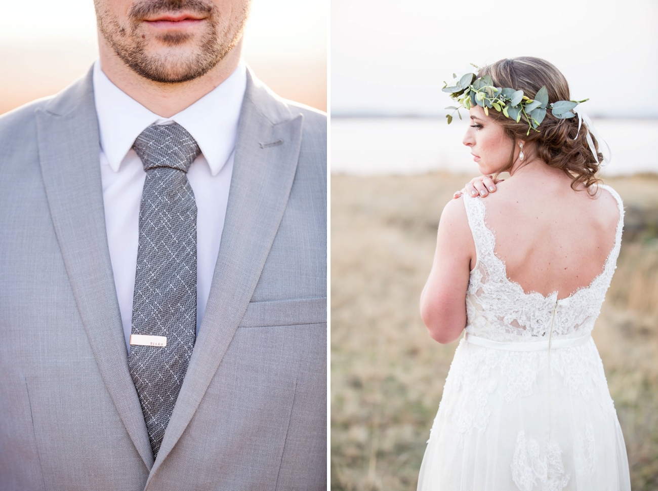 Copper, Pastel & Greenery Wedding | Image: JCclick
