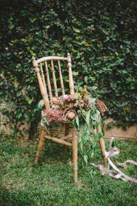 Protea Bouquet | Credit: Oh Happy Day & Roxanne Davison
