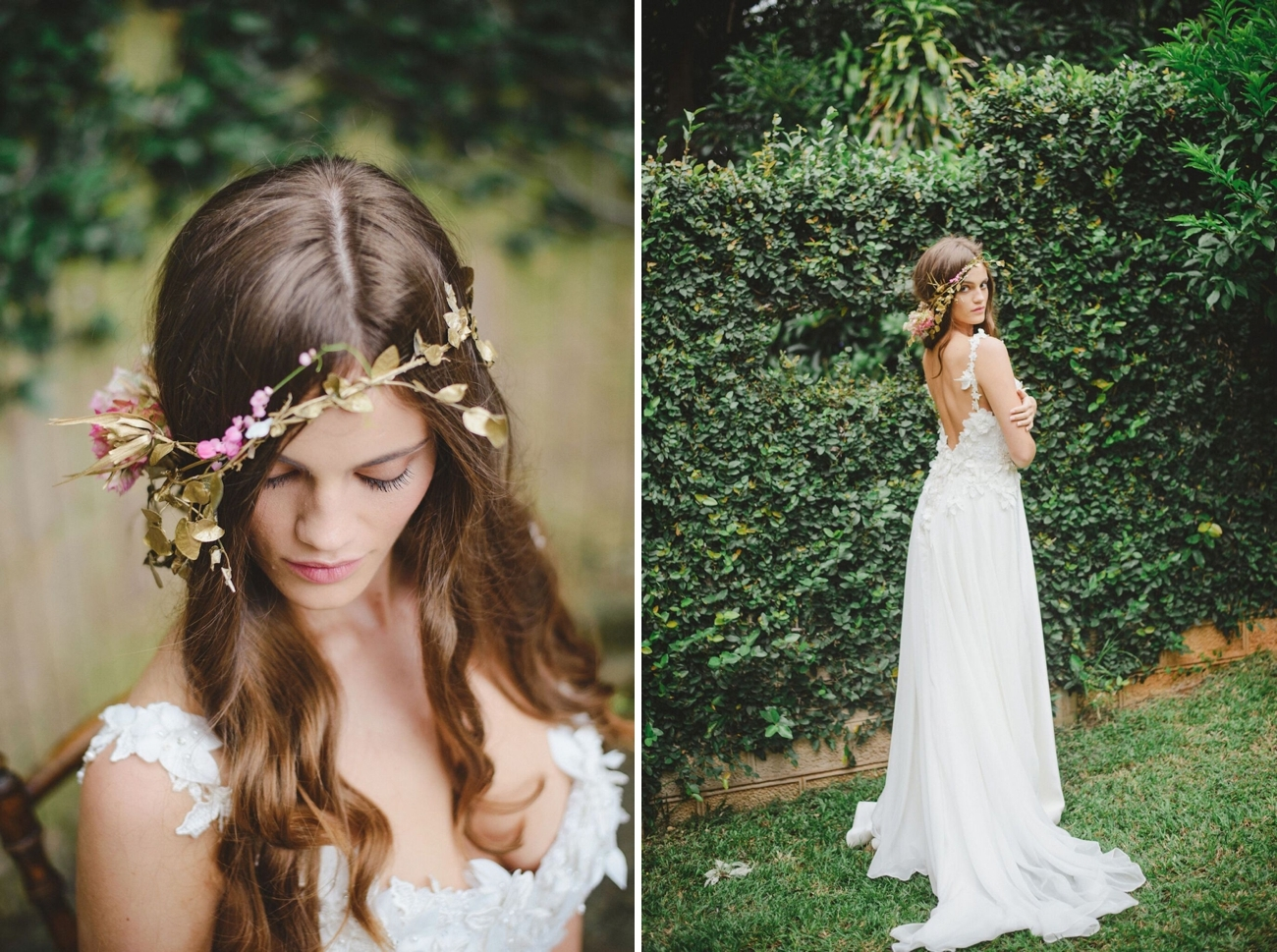 Secret Garden Wedding Inspiration | Credit: Oh Happy Day & Roxanne Davison