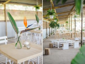 Durban North Coast Tropical Chic Wedding | Credit: Oh Happy Day & Dane Peterson