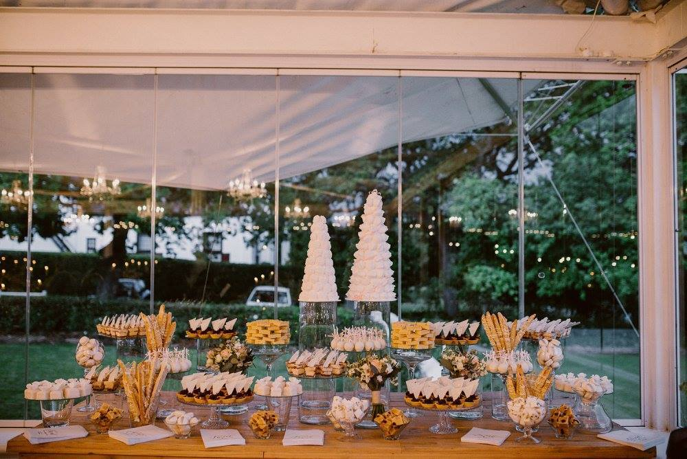 Luxe Dessert Table | Image: Lad & Lass Photography