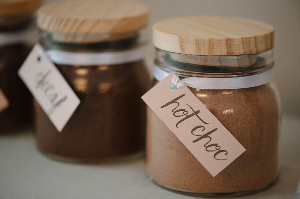 Hot Chocolate Bar Detail | Image: Tanya Jacobs