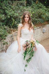 McCarthy Wolff Wedding Dress | Credit: Oh Happy Day & Roxanne Davison