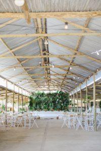 Durban North Coast Tropical Chic Wedding Reception Decor | Credit: Oh Happy Day & Dane Peterson