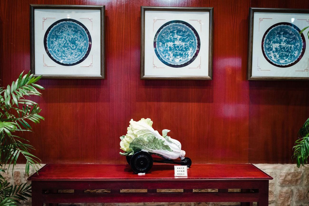 Chinese Restaurant Reception | Image: Wynand van der Merwe