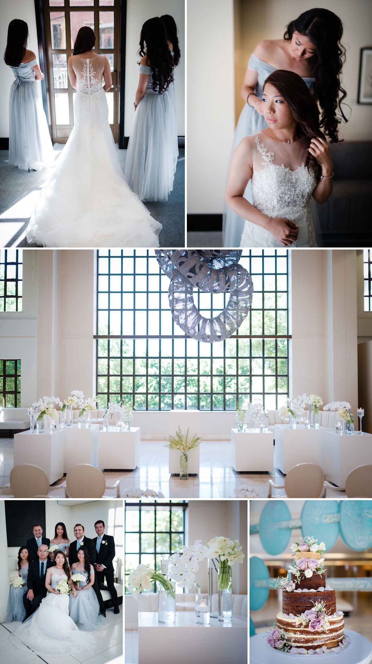 Elegant Modern Asian Wedding at The Forum | The Campus by Wynand van ...