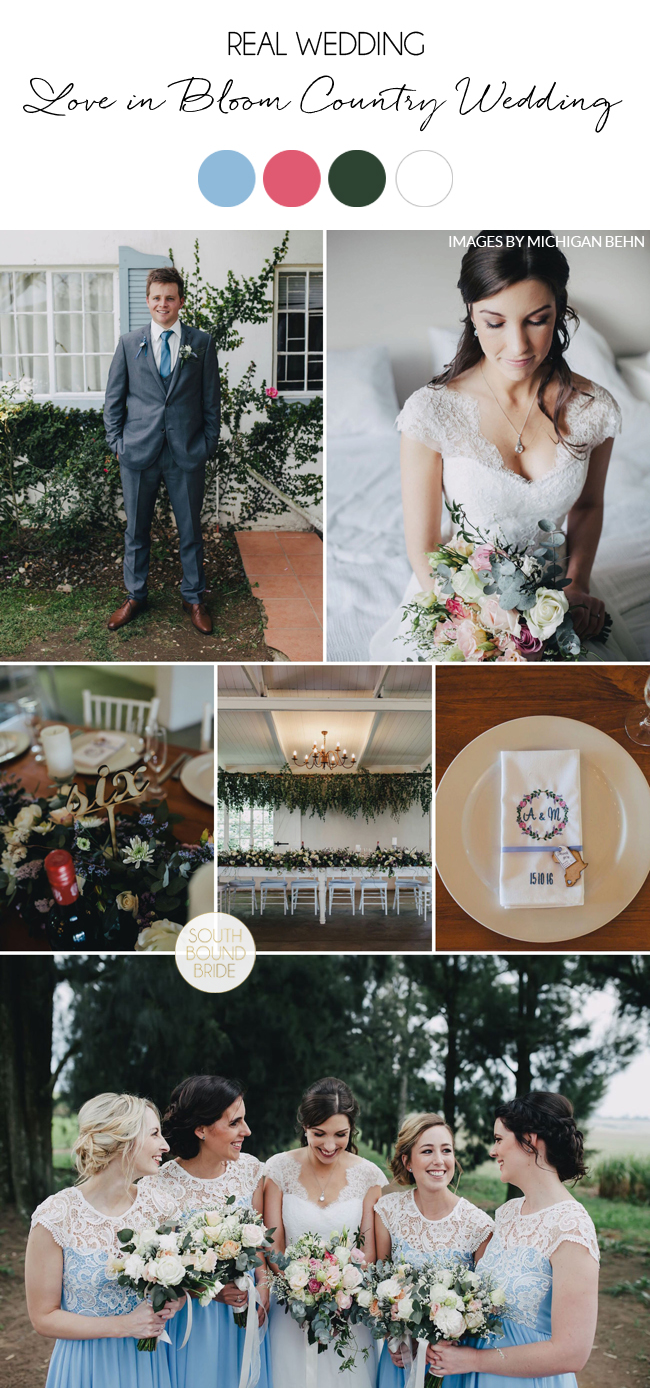 Love in Bloom Country Wedding