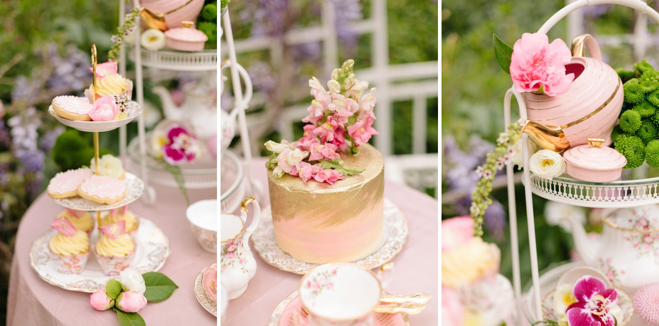 High Tea Wedding Inspiration | Image: Nelani Van Zyl