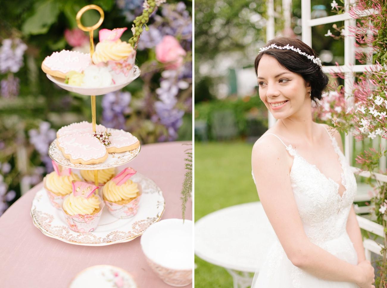 Spring Garden Wedding Inspiration | Image: Nelani Van Zyl