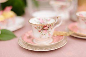 Vintage Teacups | Image: Nelani Van Zyl