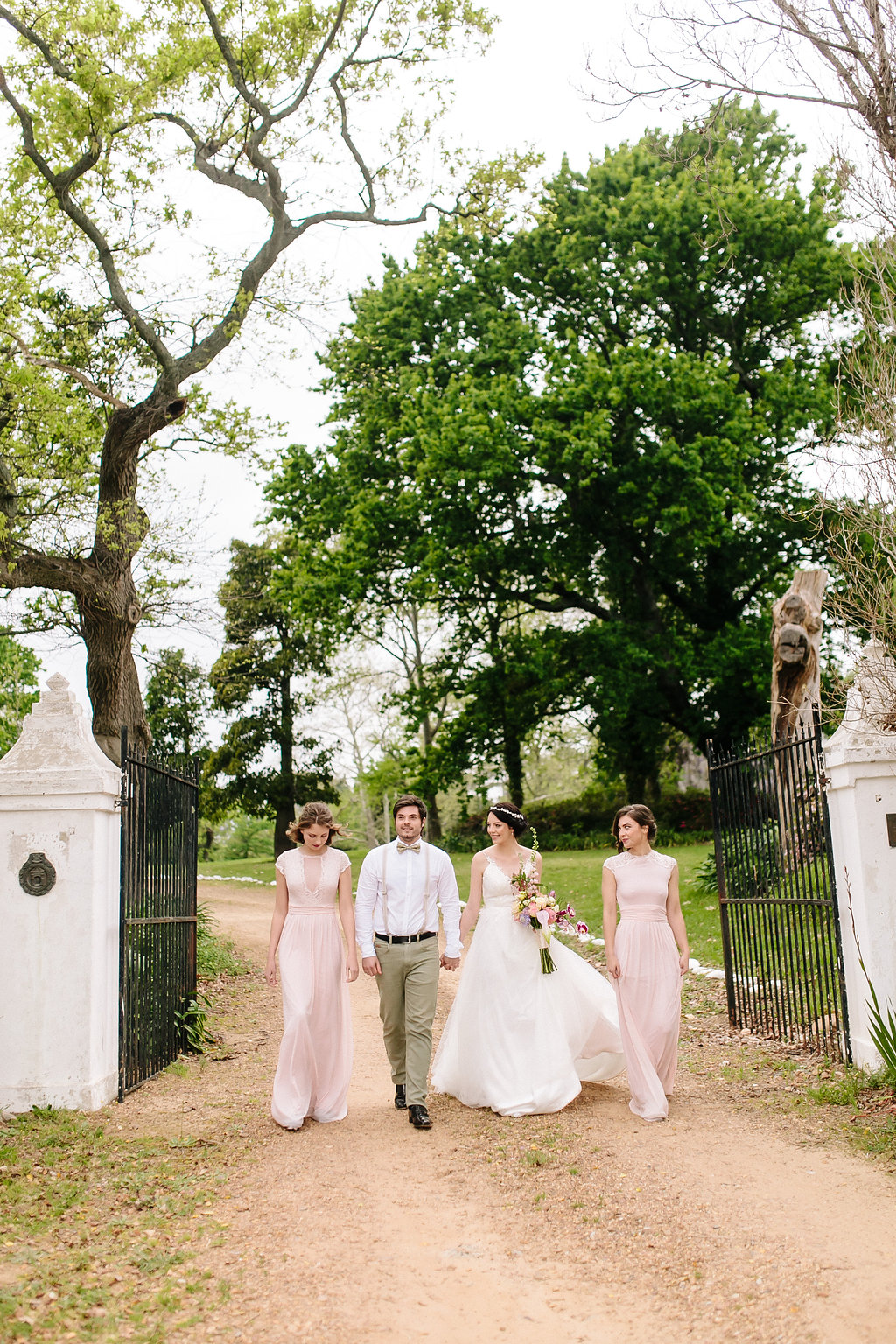 Elegant Wedding Party | Image: Nelani Van Zyl