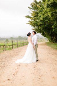 Bride and Groom   Image: Nelani Van Zyl