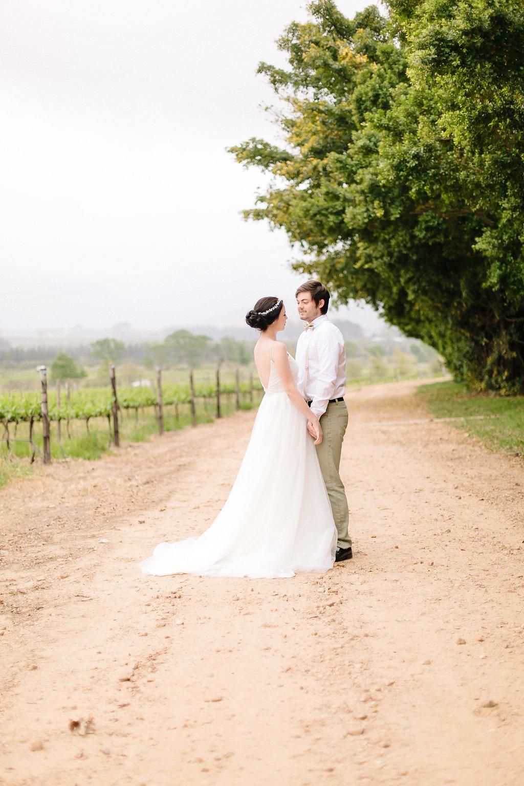 Bride and Groom | Image: Nelani Van Zyl