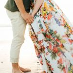 Beach Romance Engagement