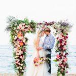20 Beach Ceremony Setups
