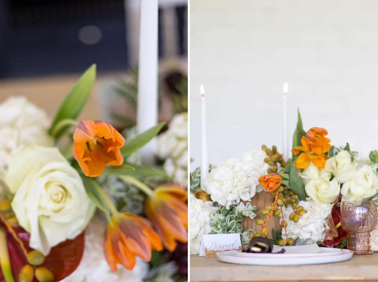 Rich Harvest Wedding Inspiration by Alicia S Photography ...